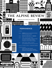 The Alpine Review Magazine Issue 3