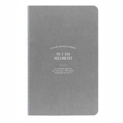 Ogami Professional Notebook - Plain - Mini - Grey