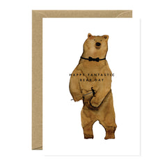 All The Ways To say - Card - Happy Bear Day