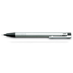 Lamy Logo Mechanical Pencil - Brushed Stainless Steel/Plastic