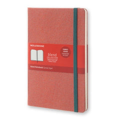 Moleskine - Blend Notebook Limited Edition - Large - Ruled - Red