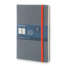 Moleskine - Blend Notebook Limited Edition - Large - Ruled - Blue