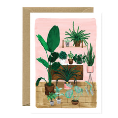 All The Ways To say - Card - Plant - Living Room