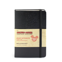 Moleskine - Mickey Mouse Notebook - Pocket - Ruled - Limited Edition