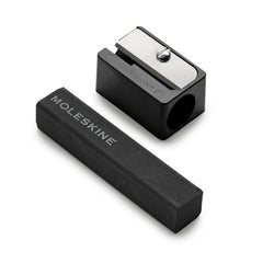 Moleskine Writing - Accessories - 1 Black Eraser + 1 Sharpener