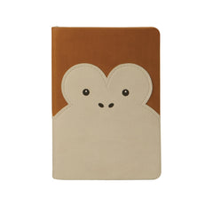 Daycraft Animal Pals Notebook - A6 - Monkey