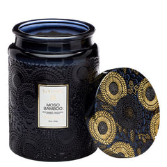 Voluspa - 100 Hour Candle - Moso Bamboo
