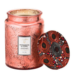 Voluspa - 100 Hour Candle - Persimmon and Copal
