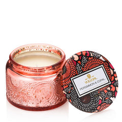 Voluspa - Petite Candle - Persimmon and Copal