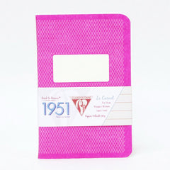 Clairefontaine Notebook - Back to Basics 1951 - A6 - Pink