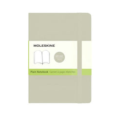 Moleskine Classic Notebook - Plain - Pocket - Softcover - Khaki