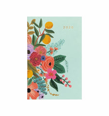 Rifle Paper Co - 2020 Diary - Garden Party - Pocket Agenda