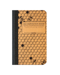 Decomposition Notebook - Honeycomb - Pocket - Ruled