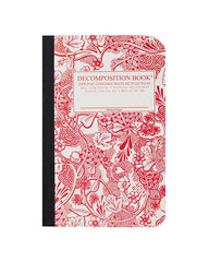 Decomposition Notebook - Wild Garden - Pocket - Ruled