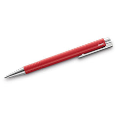Lamy Logo Plus Ballpoint Pen - Gloss Red