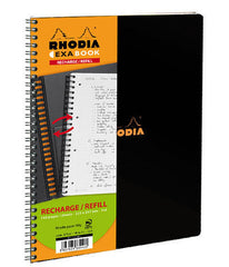 Rhodia Exabook Refill - A5 - Lined