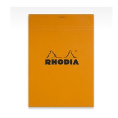 Rhodia Pad #12 - Squared - Orange