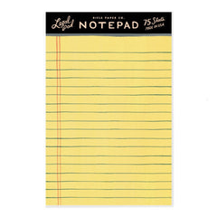 Rifle Paper Co. - Notepad - Legal