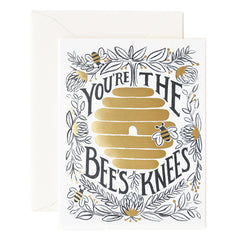 Rifle Paper Co. - You're the Bee's Knees Card