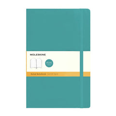 Moleskine Classic Notebook - Ruled - Large - Softcover - Underwater Blue