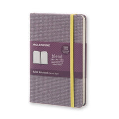 Moleskine - Blend Notebook Limited Edition - Pocket - Ruled - Violet
