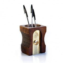 Suck UK - Sharpener Desk Tidy - Pencil Holder - Dark