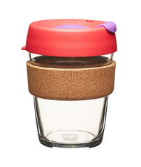 Keep Cup Tasting Notes Brew Cork Colour Series - Sumac - Available in 3 sizes