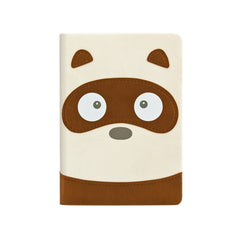 Daycraft Animal Pals Notebook - A6 - Tanuki