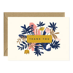 All The Ways To say - Card - Thank You - Flowers