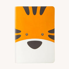 Daycraft Animal Pals Notebook - A6 - Tiger