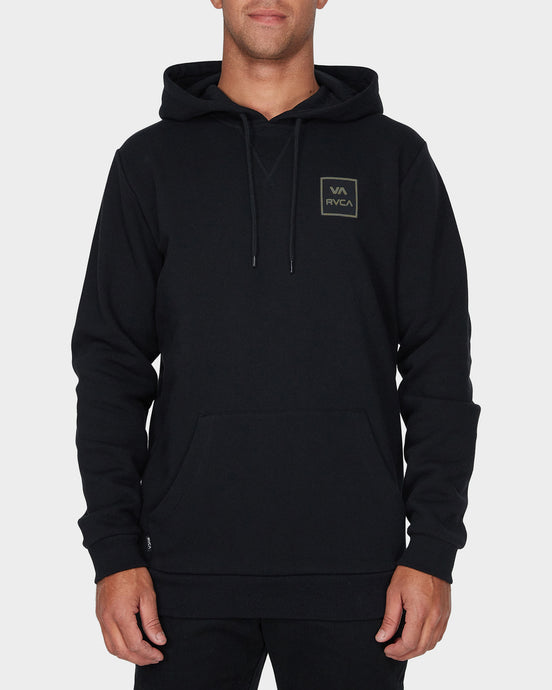 RVCA All The Ways Pullover Black