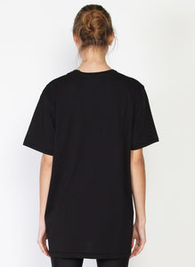 Rush Tee Scatter Black
