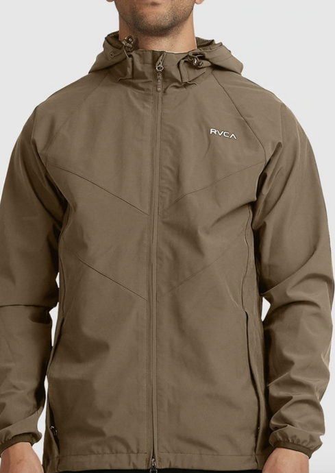 VA Windbreaker Dark Sand