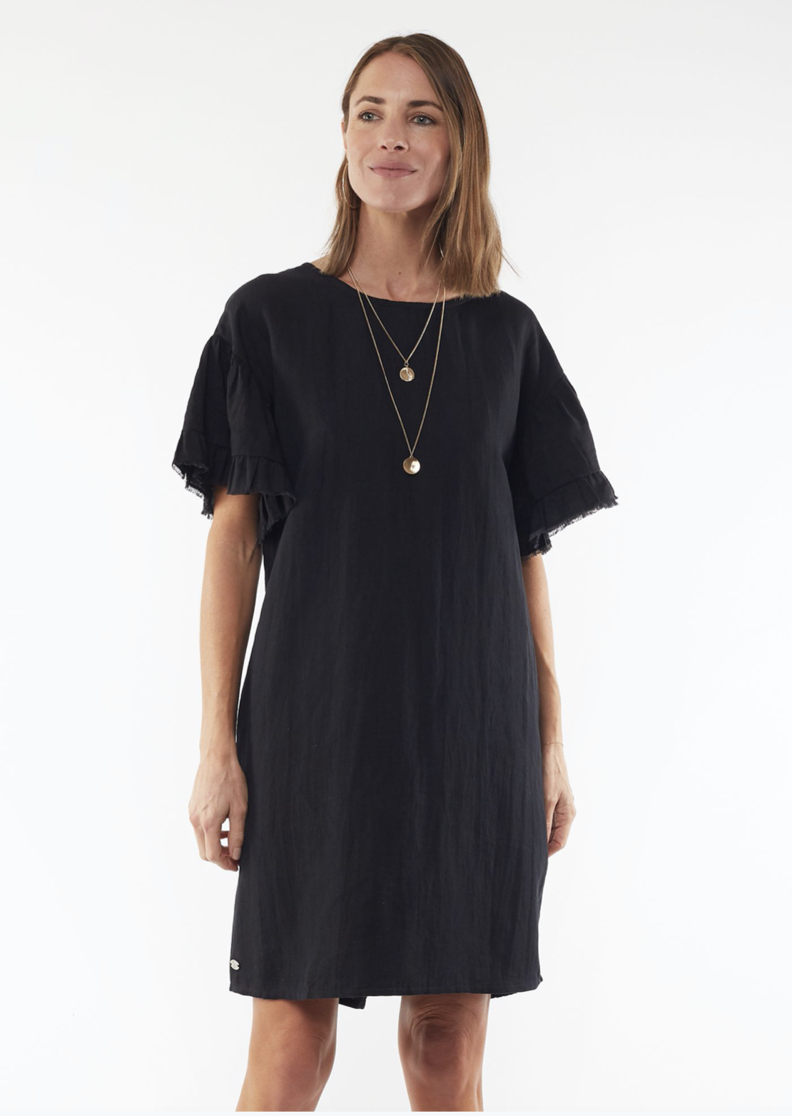 Lago Dress Black