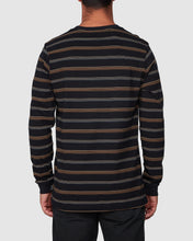 Load image into Gallery viewer, Merc Stripe LS Te Black