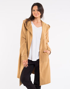 Naomi Hooded Cardigan