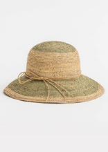 Load image into Gallery viewer, Luca Raffia Hat Assorted
