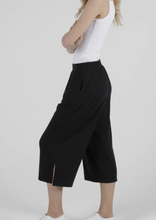 Load image into Gallery viewer, Palos Crop Pant Black