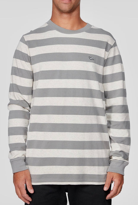 Shallow End Stripe Long sleeve Tee