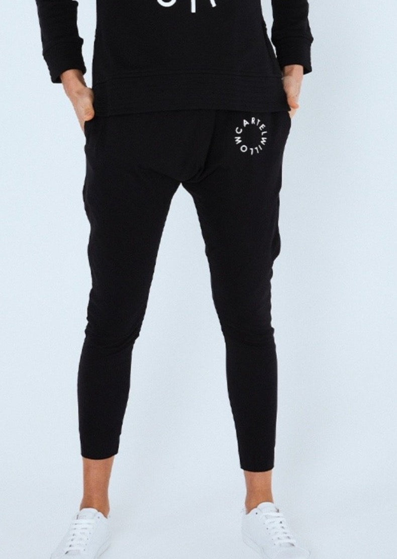 Kenji Comeback Pant Black Orbit