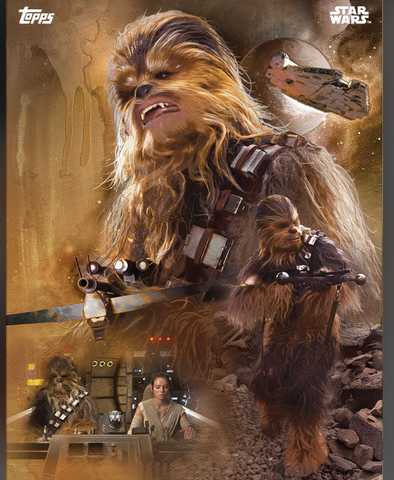 Chewbacca The Force Awakens: Premiere