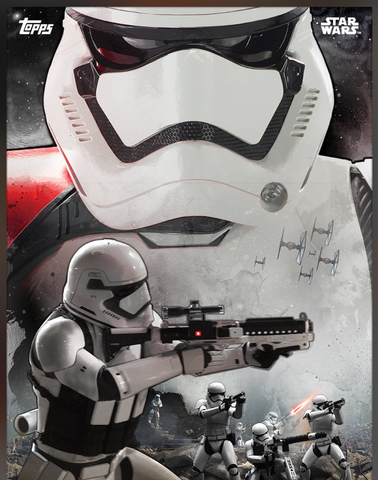 Stormtrooper The Force Awakens: Premiere