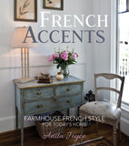 Signed Copy of FRENCH ACCENTS book in hardback