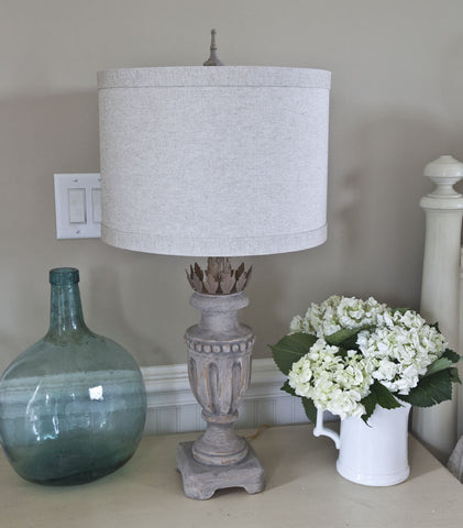 Chateau Jean Lamp