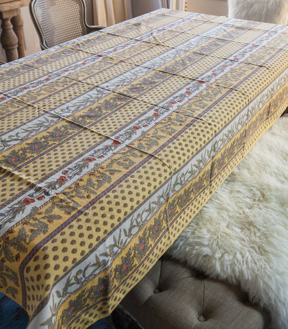 Olive and Oak Tablecloth