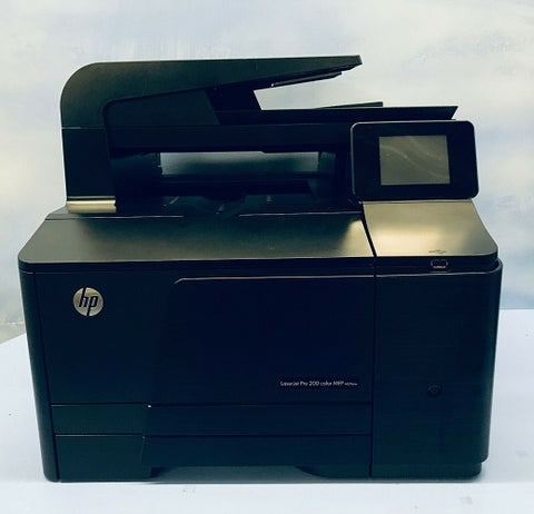 HP LaserJet Pro 200 M276nw Wireless All-in-One Color Printer - Refurbished