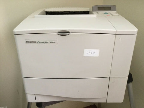 HP LaserJet 4000N Workgroup Network Laser Printer - Refurbished