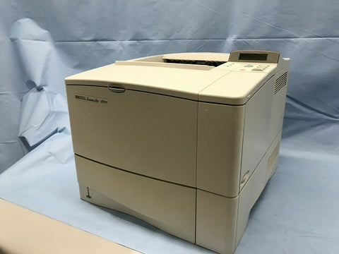 HP LaserJet 4050N Workgroup Laser Printer - Refurbished