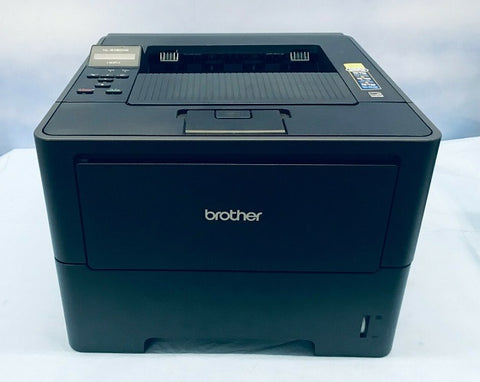 Brother HL-6180DW Wireless Monochrome Printer - Refurbished