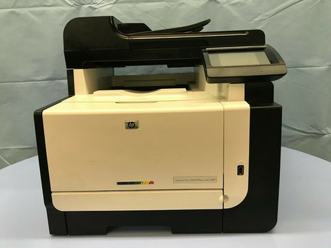 HP Color LaserJet Pro CM1415FNW All-In-One Laser Printer - Refurbished